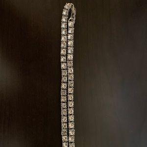 Accessories - Brand new tennis diamond chain 20 inches
